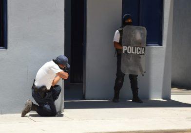 Capacitan a 20 Policías Estatales con el apoyo de iniciativa Mérida