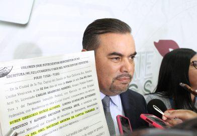 Es Rubén Muñoz presidente del Consejo de Administración de empresa minera