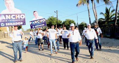 Legislar no es un tema de ocurrencias, se requiere Conocer los pueblos y su gente: Pancho Pelayo