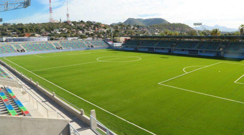 En marzo inauguraran el Estadio Guaycura