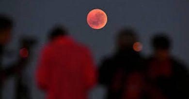Prepárese para un domingo frío, pero con eclipse lunar