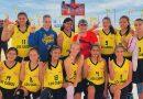 Arrasan selectivos de basquetbol de Los Cabos el oro en la Olimpiada Estatal