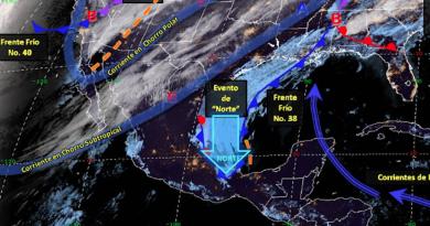 Este jueves y viernes se prevén madrugadas con temperaturas bajo cero en el norte del estado