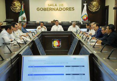 Instalan Gabinete Estatal de Infraestructura en BCS