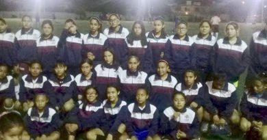 Selectivos de fútbol femenil de La Paz buscan su pase al regional