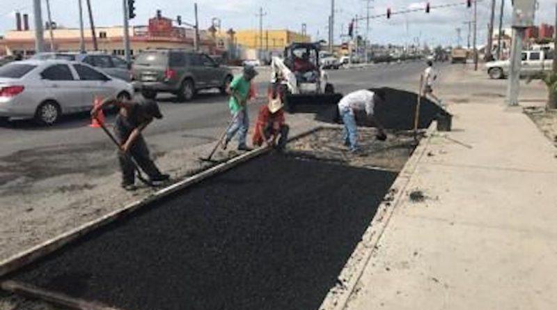 Programa Estatal de Bacheo en La Paz a atendido 112 tramos de calles