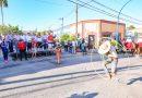 Participan 300 alumnos en el desfile del Aniversario de Independencia en Los Cabos