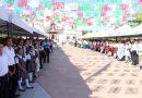 Realizan en Loreto desfile y ceremonia cívica por el Día de la Independencia