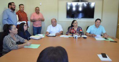Instalan Comité de Adquisiciones del segundo año legislativo