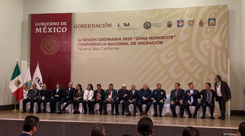 Presente BCS en la Conferencia Nacional de Migración Zona Noroeste