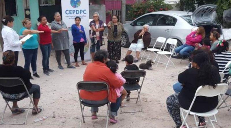 Conforma Red Ciudadana en la Colonia Loma Obrera