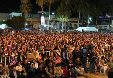 Presentan cartelera del Carnaval La Paz 2020