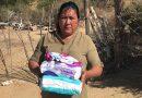 Continúa DIF Los Cabos entregando apoyos casa por casa