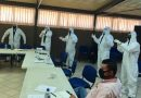 Cuerpos de seguridad y rescate toman curso de bioseguridad y desinfección en Loreto