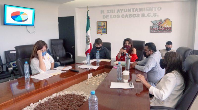 Celebran la 6ta Sesión Ordinaria de la Junta de Gobierno del INJUVE