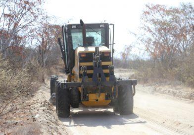 Rehabilitados el 95% de los Caminos Rurales en Los Cabos