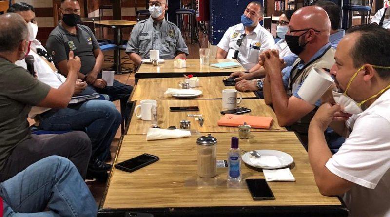Se reúne Asociación de Empresarios de Los Cabos con funcionarios del Gobierno Municipal