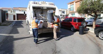 Mantienen al 90% las rutas de recolección de basura en Los Cabos