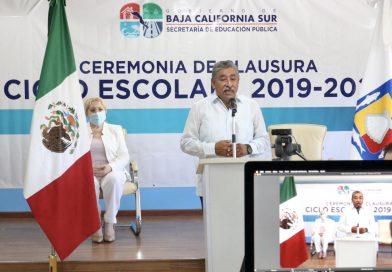Clausura Sep de manera virtual el Ciclo Escolar 2019-2020