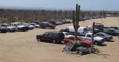 Ordenan investigar supuestas irregularidades en los servicios de corralones y grúas de Los Cabos