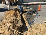 Atiende Oomsapas Los Cabos obras de reparación en la Zona Centro de SJC
