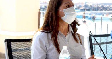 Pide alcaldesa de Loreto a AMLO que Fonatur resolver el tema del acueducto de San Juan Londo