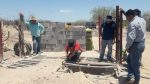Rehabilitan guardaganados en caminos de la Sierra de Tepentú