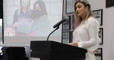 Destaca Daniela Rubio avances legislativos contra la violencia, seguridad y derechos humanos
