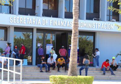 Atiende Gobierno del Estado demandas de docentes del Programa Federal Escuelas de Tiempo Completo