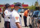 Protección Civil de Los Cabos refuerza medidas sanitarias durante el nivel 4
