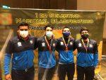 Regresan con bronce luchadores de BCS del Primer Clasificatorio Nacional