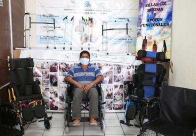 Beneficiadas más de medio millar de personas en BCS con sillas de ruedas