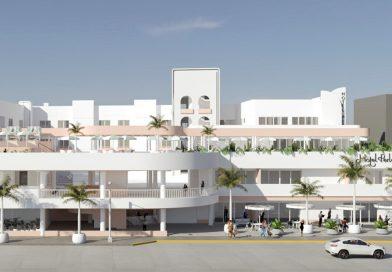 Presentan la nueva imagen del Hotel Perla para el 2022