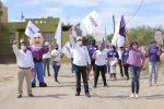Con las y los candidatos del PES, La Paz tendrá mejores oportunidades: Adonai Carreón