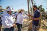 Voy a resolver el problema de derrame de aguas negras en Los Cabos: Lupita Saldaña